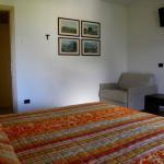 camera doppia con poltrona letto