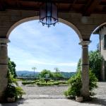 Entrata portico