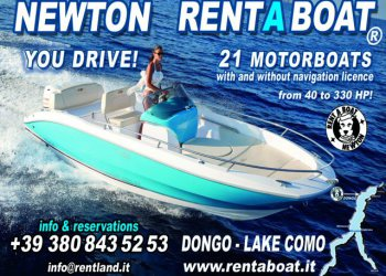 Rent a Boat – Dongo (CO)