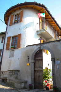 facciata esterna bed and breakfast Contrada Lunga